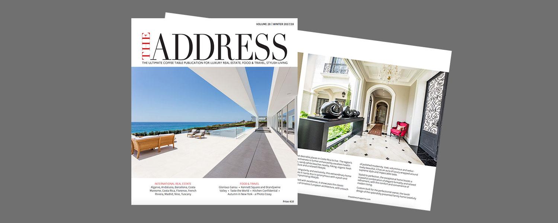 The Address Magazine issue 28