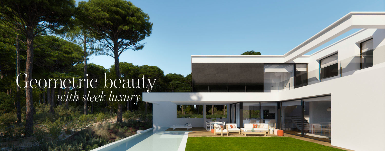 Golf villa at PGA Catalunya in The Address Magazine