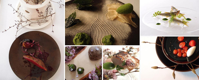 Image gallery - courses at Narisawa Restaurant in Tokyo Japan