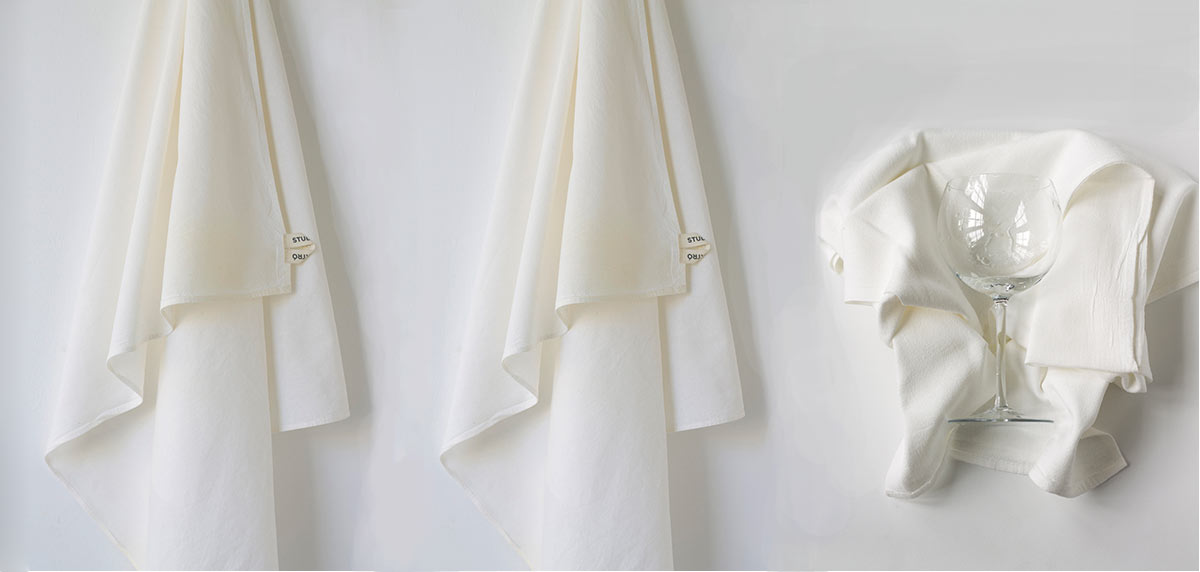 Kitchen towels by Studio Patro