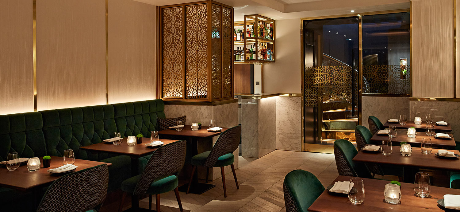 Restaurant Indian Accent London