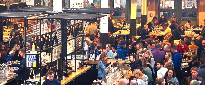 Foodhallen in Amsterdam