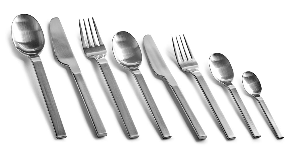 Base cutlery by Serax designed by Piet Boon