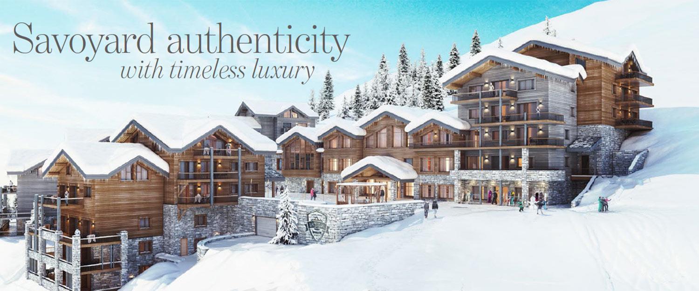 New Ski Apartments For In La Plagne Paradiski