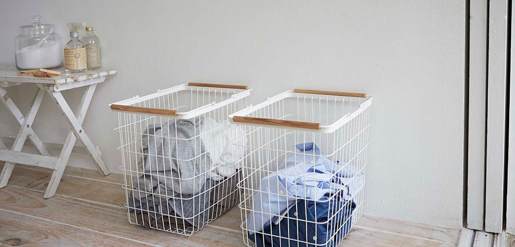 Yamazaki laundry basket