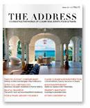 The Address Magazine cover No9