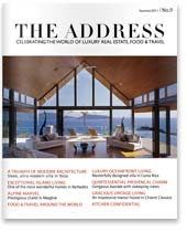 The Address Magazine cover No9